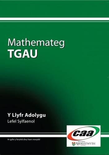 Mathemateg TGAU: Y Llyfr Adolygu, Lefel Sylfaenol