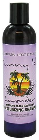 Sunny Isle Lavender Jamaican Black Castor Oil Moisturizing Shampoo 236 ml