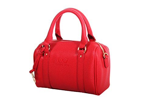 Borsa Bowling S Andie MEISSA A8083 Blue collection Rosso (rosso)