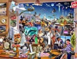 SIGNS 2 ALL s3137mgl Film Madness Fine Art Wand Nostalgie Vintage Retro Funny Metall Werbung Wandschild