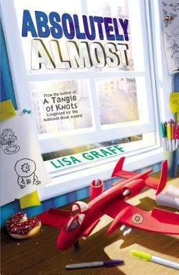By Graff, Lisa ( Author ) [ Absolutely Almost By May-2015 Paperback