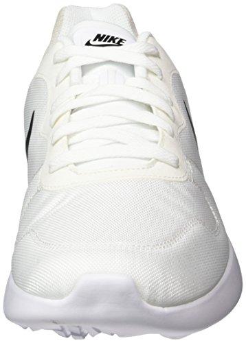 Nike Md Runner 2 Lw Men's Shoe, Chaussures de Fitness Homme Multicolore (White/black-light Bone)
