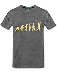 Evolution Golf Männer Premium T-Shirt von Spreadshirt®