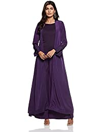 Rheson by Sonam & Rhea Kapoor Women's Kite Kimono Kite Wide Legged Shrug