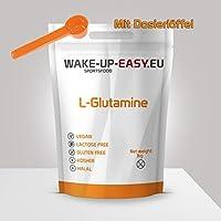 L-Glutamin Pulver 1Kg, n-essentielle, proteinogene a- Aminosäure + Dosierlöffel, (1000g reines Glutamin ohne Zusätze) preisvergleich bei fajdalomcsillapitas.eu