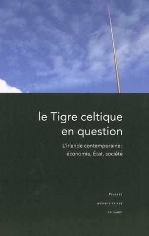 Le Tigre celtique en question : L'Irlande contemporaine : conomie, Etat, socit by Catherine Maignant (2007-06-07)