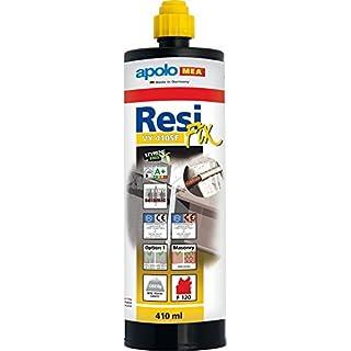 apolo MEA 410VYSF–Chemische Verankerung ResiFIX VY 410SF ohne Styrol, Vinylester 1Stück