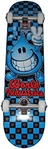 World Industries Checker willy Skateboard roues 7.5''