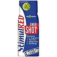 Nutrisport Stimulred Energy Shot 10 x 60ml
