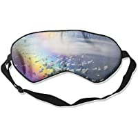 View Of Rainbow Sleep Eyes Masks - Comfortable Sleeping Mask Eye Cover For Travelling Night Noon Nap Mediation... preisvergleich bei billige-tabletten.eu
