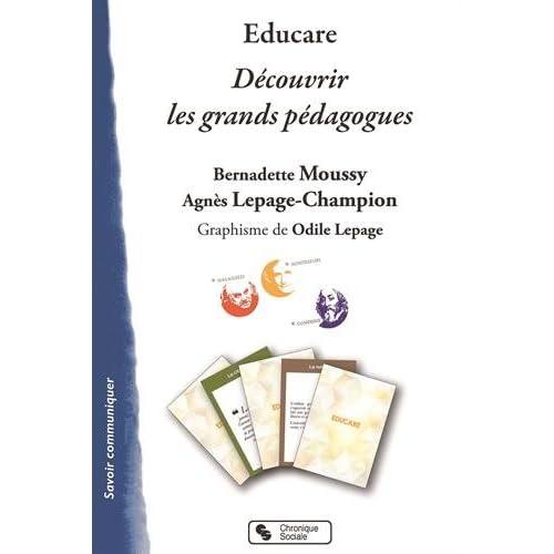 Educare : Découvrir les grands pédagogues