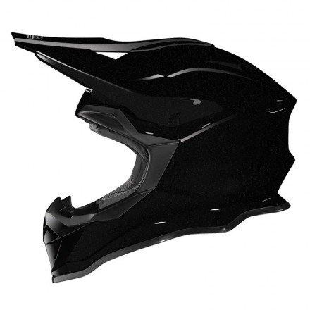 Casco Nolan N53Smart cross, colore nero, taglia XS (53/54)