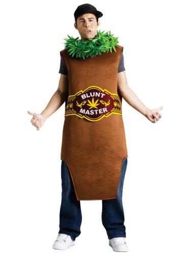 Marihuana-Joint-Kostüm für Erwachsene Blunt Meister (Marihuana Joint Kostüm)
