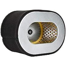 El filtro de aire de aluminio de la espuma del filtro de aire substituye para la