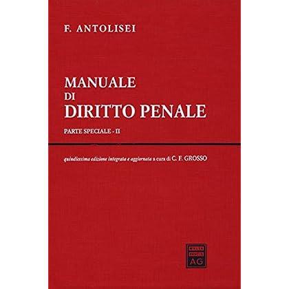 Manuale Di Diritto Penale. Parte Speciale: 2