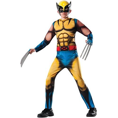 Marvel Wolverine-Kostüm Deluxe für - Kostüm Deluxe Wolverine