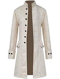 Suchergebnis auf für: Weisser Mantel Herren