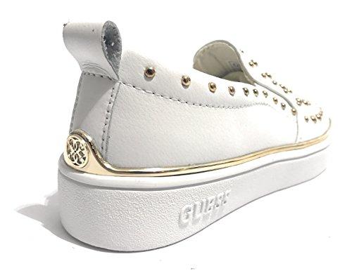 Flgoe1 Indovina Bianco Slip on Femmes Lea12 f44zxdqwB