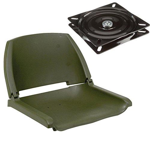 XCB Bootssitz Basic Bootsangeln Angelbootzubehör Sitzgelegenheit Angeln
