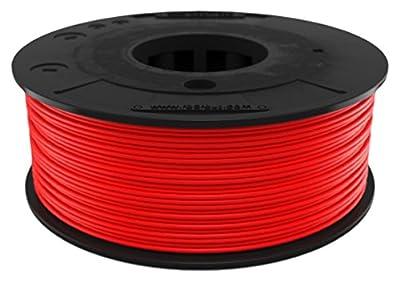recreus fr175250Stretch Filament für 3d-Drucker, 1.75mm, 250gr, 1/2lb, Rot