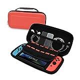 Étui de Transport pour Nintendo Switch, dernière Version de Keten de l'étui Nintendo Switch pour Console, Jeux, Joy-Con et Autres Accessoires Nintendo Switch, étui de Transport