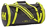 Helly Hansen Hh Duffel Bag 2 Bolsa de viaje, Multicolor (Ebony), 50 centimeters