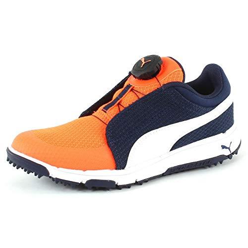 Puma Chaussures de Golf Grip Sport Junior Disc