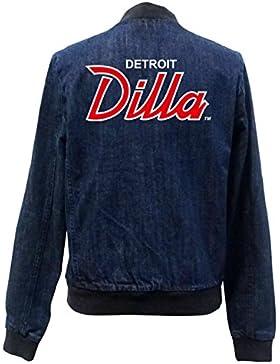 Dilla Ditroit Bomber Chaqueta Girls Jeans Certified Freak