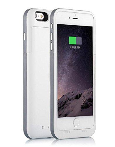 GDS Apple iPhone 6/6s. intégré Boîtier mobile Power treasure. Téléphone Mobile de charge. noir