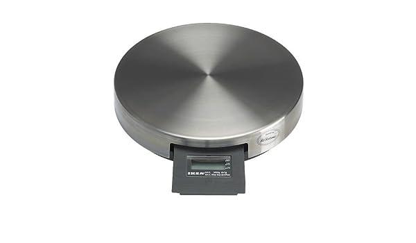 Ikea ordning Bilancia da cucina in acciaio inox; (3kg): Amazon.it ...