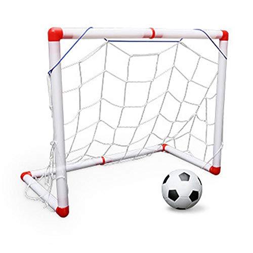 Für Kinder, Mini-Fußballtor Selbstentfaltend Für Den Indoor-Outdoor-Anwendung ()