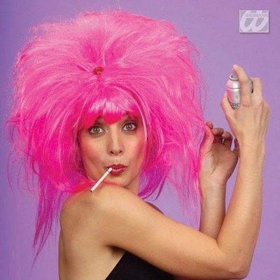 Party-Perücke PRETTY WOMAN - Hey, let's (Lady Pink Kostüm Haar)