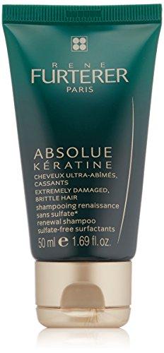 Rene Furt erer Astera Sensitive Shampoo Mini 50ml aiuto in gereizter per SOS, cuoio capelluto con effetto cubetti di ghiaccio-50ml-shampoo pruriginoso
