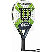 Wilson Force Paddle - Raqueta , color blanco / negro / verde, talla 2