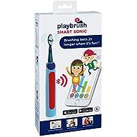 Playbrush Smart Sonic, cepillo de dientes eléctrico inteligente para niños con aplicación de juegos interactivos