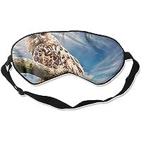 Owl (2) 99% Eyeshade Blinders Sleeping Eye Patch Eye Mask Blindfold For Travel Insomnia Meditation preisvergleich bei billige-tabletten.eu