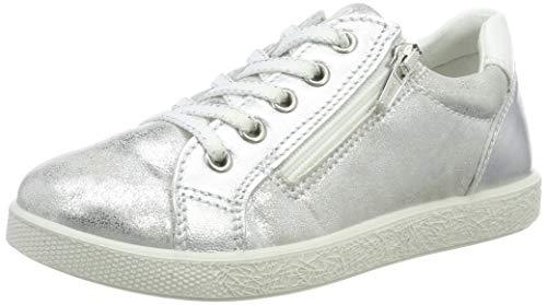 PRIMIGI Mädchen PHO 33822 Sneaker, Silber Argento 3382233, 31 EU (Sneakers Silber-kinder)