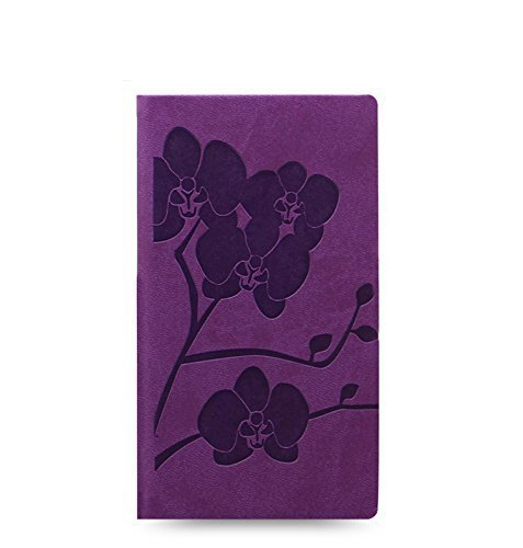 Letts 17 - 080323p Medium Pocket Blossom 1 settimana su 2 pagine, 2017, Multilingual, Calendario,