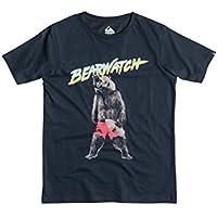 Quiksilver Jungen Shirt und Hemd Bearwatch B