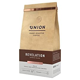 Union Hand Roasted Coffee Revelation Espresso Wholebean, 200g