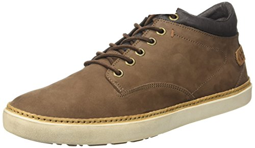 TBS Technisynthese Braquo, Sneakers Uomo, Marrone (Marron (Taupe)), 42