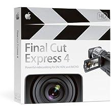 Final Cut Express 4.0 Upgrade from FCE 1,2,3,3.5