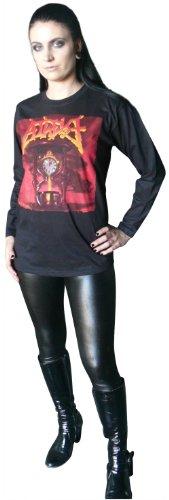 ATHEIST - Piece Of Time - Longsleeve Longarm Shirt - Größe Size XXL