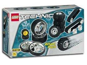 LEGO 5219 Technik Räder (Lego Räder)