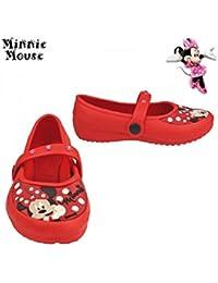 Ballerine sabots disney minnie mouse minnie mouse taille 26/27/28/29/30/31 ou 32/33