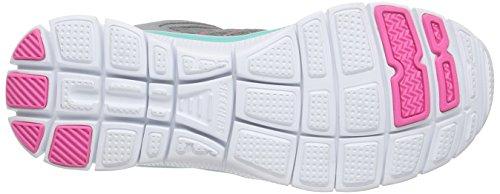 Skechers Flex AppealEpicenter Damen Sneakers Grau (GYMN)