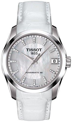 Tissot COUTURIER POWERMATIC 80 T035.207.16.116.00 Reloj Automático para mujeres