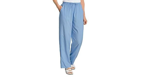 0f865e26f3a48 National Drawstring Challis Pants  Amazon.co.uk  Clothing