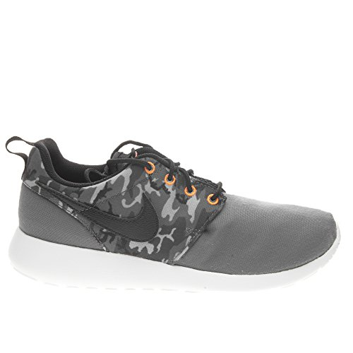 Nike Roshe One Print (GS) Laufschuhe dark grey-black-cool grey-anthracite - 40