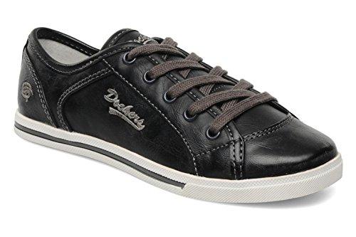 Dockers, Sneaker donna Black